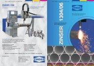 Prospekt ZINSER-1304/06