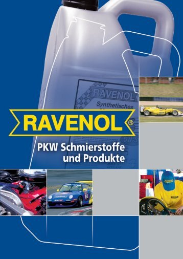 Ravenol Katalog gesamt Download (11.9 MB) - BRT Automotive