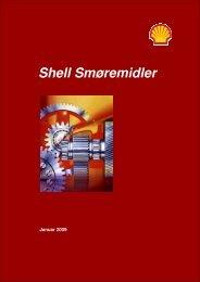 Shell Smøremidler Shell Smøremidler