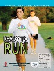 Souvenir Guide - Des Moines Marathon & Half Marathon