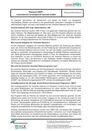 Infozettel_Planspiel UNEP - Landesarbeitsgemeinschaft Agenda 21 ...