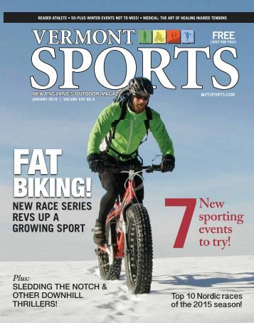 Vermont Sports January 2015