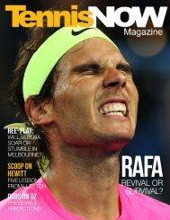 Tennis NOW Magazine