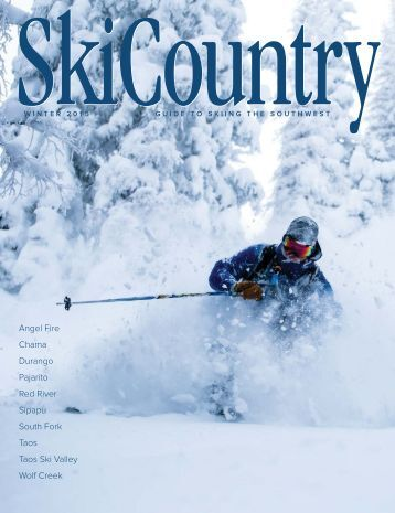 SkiCountry Winter 2015