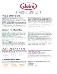 Company Brochure - convention