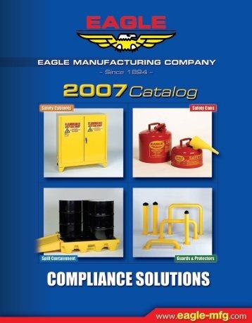 2007 Eagle Catalog - Finishing Consultants