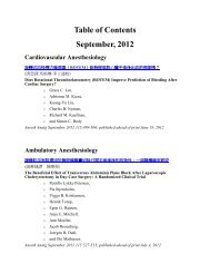 Table of Contents — September 2012, 115 (3)