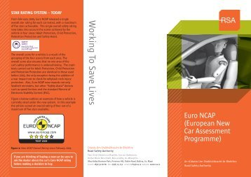 Euro NCAP - Road Safety Authority