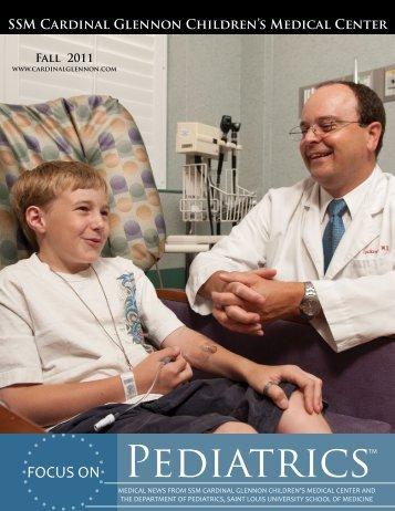 Pediatrics - SSM Cardinal Glennon Children's Medical Center