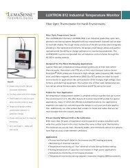 LUXTRON 812 Industrial Temperature Monitor - Pentronic
