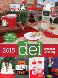 dei Seasonal Catalog