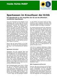 Das Hintergrundpapier als [pdf] - Heide Rühle