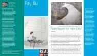 Fay Ku - Real Art Ways