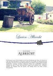 Lucien Albrecht - winogrono.de