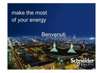 Programma della giornata - Schneider Electric
