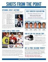 2012 February - Tri-Cities-Hockey