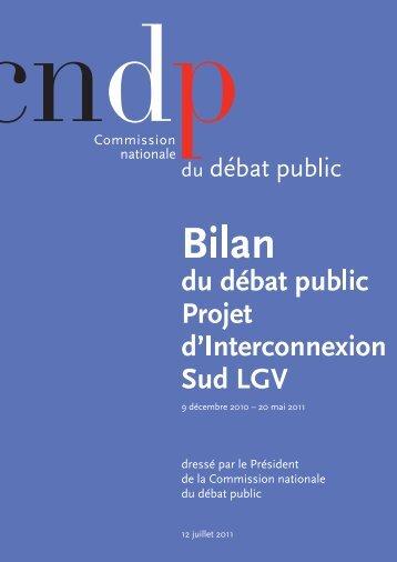 Bilan - Le site du débat public