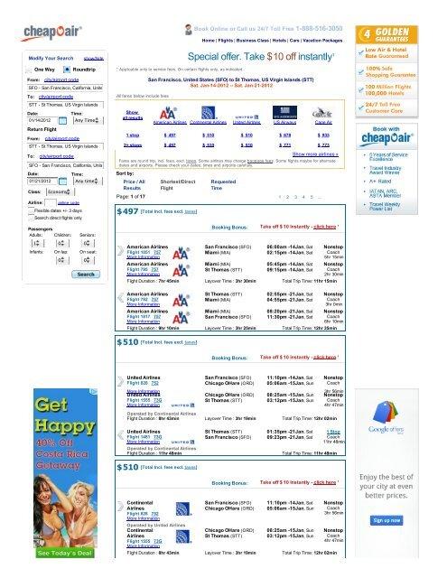 CheapOair - Save on Cheap Flights, Cheap Airfares