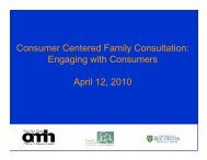 Power Point Presentation - Family Institute for Education, Practice ...