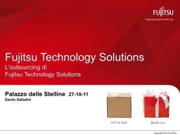 Fujitsu Technology Solutions - Adaci
