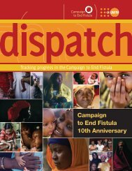 10th Anniversary Edition English - Campaign to End Fistula