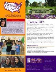 Text master - University of Evansville
