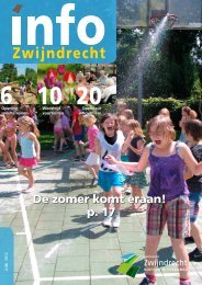 De zomer komt eraan! p. 17 - Gemeente Zwijndrecht
