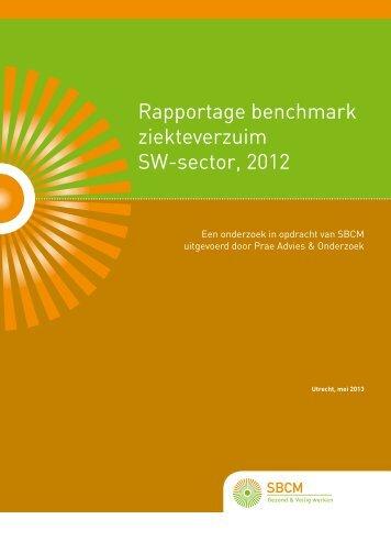 Verslag verzuim SW 2012 - SBCM
