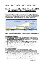 Klick >> Zurich Investment Zertifikat - Hans Fenzlein Finanz