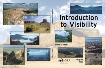 Introduction to Visibility (PDF) - US Environmental Protection Agency
