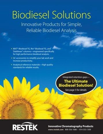 Biodiesel Solutions
