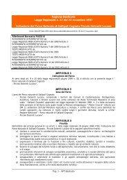 Legge Regionale n. 47 del 24 novembre 1997 - APT Basilicata
