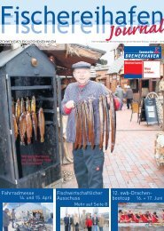 Fahrradmesse Fischwirtschaftlicher Ausschuss 12 ... - Sonntagsjournal