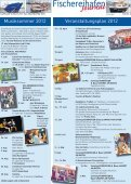 Fahrradmesse Fischwirtschaftlicher Ausschuss 12 ... - Sonntagsjournal - Seite 4