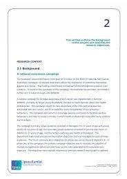 2. Research context (PDF 74 KB) - National Skin Cancer Awareness ...