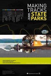State Park Brochure - Land