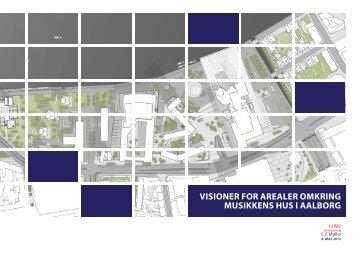 Se 'Visioner for arealer omkring Musikkens Hus i Aalborg'