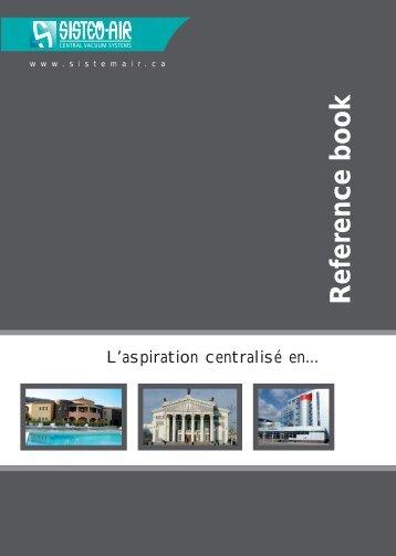 Reference book - Sistem Air