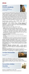 Zinātnieku nakts 2010 buklets - Latvijas Zinātņu Akadēmija - Page 2