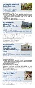 Zinātnieku nakts 2010 buklets - Latvijas Zinātņu Akadēmija - Page 4