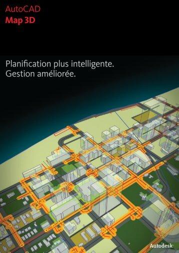Planification plus intelligente. Gestion améliorée. AutoCAD ... - AriCad
