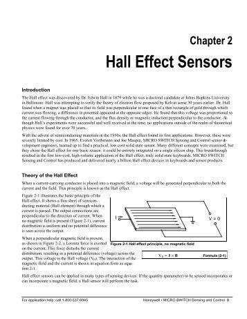 Honeywell Ratiometric Hall Effect Sensor switching current 1.5 mA supply voltage 4.5 /â/†/' 10.5 V dc