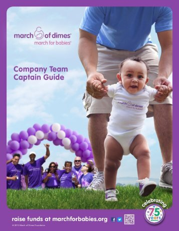 PDF (1.9mb) - March for Babies