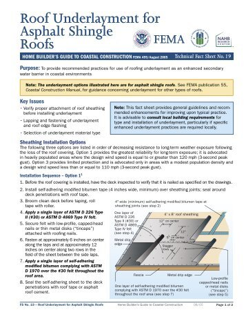 Tamko 174 Tw Metal Amp Tile Underlayment Data Sheet