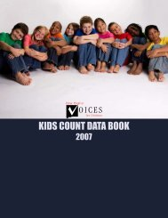 Report - New Mexico Voices for Children