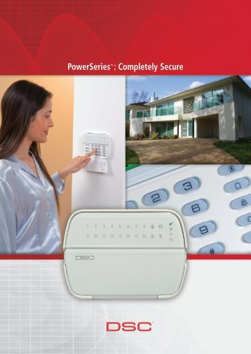 PowerSeries™ : Completely Secure - DSC