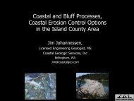 coastal geo. presentation - Island County Government