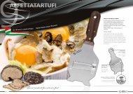 Prodotti per tartufi e funghi - Sanelli Ambrogio