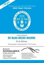 SV Blau-Weiss-Wiehre Freiburg eV