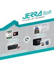 Prospekt Sicherheitstechnik JERRA Soft GmbH